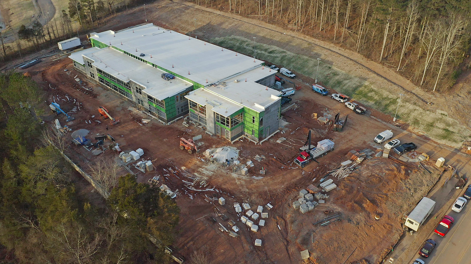 Build Site January 2019-2